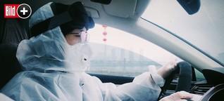 """Augenzeuge über Corona-Virus in China: """"Wir fühlen die Präsenz des Todes"""""""
