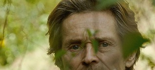 Willem Dafoe im Interview