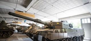 Rechtsextreme Tendenzen im Heeresgeschichtlichen Museum