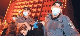 Wie die Pandemie in Israel wieder an Fahrt aufnimmt