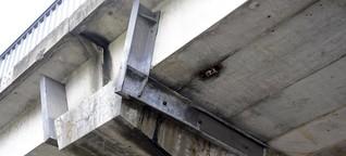 Darum verrotten Deutschlands Brücken