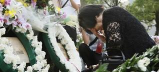 """Atombombenabwürfe auf Japan - """"Gewaltige Veränderungen in der religiösen Landschaft"""""""