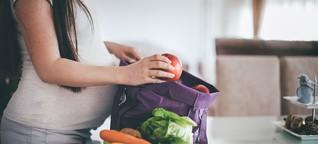 Ernährung in der Schwangerschaft: Essen für zwei?