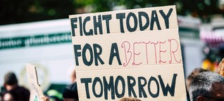 Aktivismus: So kann jede*r die Welt ein Stück besser machen