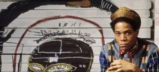 Basquiat - @deutschlandfunkkultur
