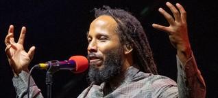 Ziggy Marley spricht im Interview über seinen Vater Bob Marley