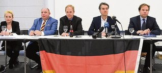 Deutschland bricht auf
