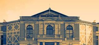 ♫ Tristan und Isolde in Bayreuth: 2009 - 2012