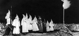Die Prohibition machte den Ku-Klux-Klan zur Massenbewegung - WELT