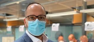 Corona-Tests am Flughafen: Ein Sanitäter berichtet - WELT