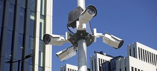 Kontrolle per Kamera: Die am stärksten überwachten Städte der Welt - WELT