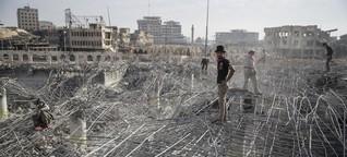 Was den Wiederaufbau des Irak bremst - WELT