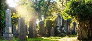 Sterbehilfe im Judentum - Du darfst nicht töten, du musst nicht leiden