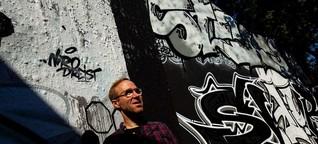 Nicht jedes Graffito hat einen tieferen Sinn