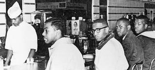 Clarence Henderson wurde aus Zufall zum Aktivisten