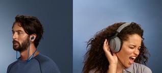 Kabellose Kopfhörer von Bowers & Wilkins