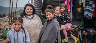 Coronavirus in Kolumbien: Angst, vergessen zu werden