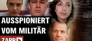 Überwacht: Journalismus in Kolumbien | ZAPP | NDR