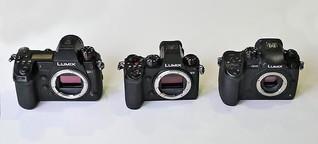 Lumix S5: spiegelloses Vollformat - kleiner, leichter, günstiger - fotointern.ch