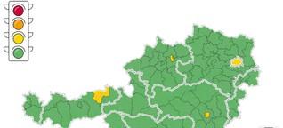 Viele Unklarheiten zum Start | Corona-Ampel in Österreich vorgestellt