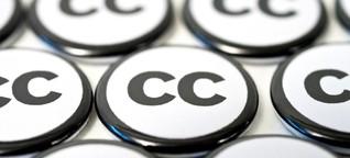 Creative Commons: So nutzen Sie BY-, NC- und ND-Lizenzen richtig