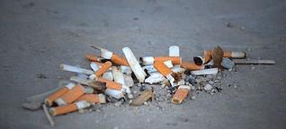 Kippenpfand gegen Umweltverschmutzung?