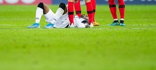 Leverkusen vs. Schalke 04: Rasender Liebesbeweis