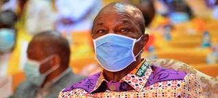 Gespaltenes Guinea: Alpha Condé, die Dritte?