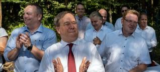 CDU-Politiker Wittke über das Männerfoto von Laschet