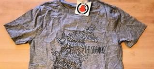 Nachhaltiges Merchandising: Hemden für guten Zweck