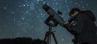 Lichtverschmutzung: Auf der Sucher nach der verlorenen Nacht