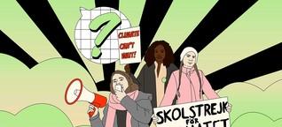 Frauen, wieso engagieren sich so viele von euch fürs Klima?