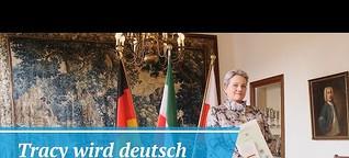 Tracy wird deutsch - die Einbürgerungszeremonie | #Einbürgerung