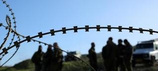 Besuch in einem palästinensischen Dorf - Die Eingeschlossenen