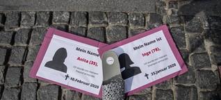 """Femizide: """"Deutschland ist ein Brennpunkt in Europa"""""""