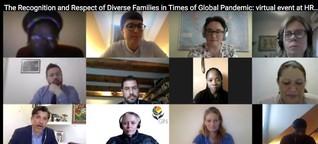 """LSVD bLOG """" Diverse Familien in Genf - ein Side Event zu Familie und Religion beim UN-Menschenrechtsrat"""