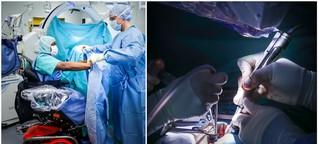 So kann ein Neurochirurg im Rollstuhl operieren