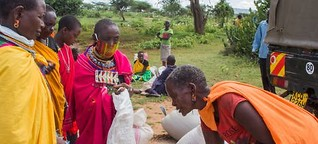 Mehr Angst vor der Medizin als vor der Krankheit - Corona in Kenia