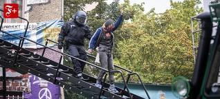 Räumung von L34 in Berlin: Radikalisierung gegen den Bedeutungsverlust
