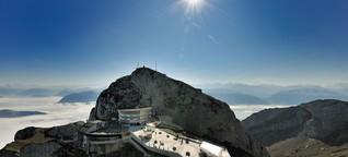 Spitzenbetriebe – fünf Gipfelhotels in der Schweiz und Südtirol - DER SPIEGEL - Reise