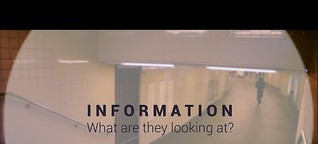 """Documentary """"Information. What are they looking at?"""" - on Privacy, Surveillance and Racism"""