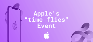 """""""Time flies"""" and Apple once again exemplifies its market power"""