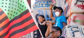Proteste gegen Rassismus und um eine umstrittene Statue: Wie ist die Lage in der Waiblinger Partnerstadt Virginia Beach? - Waiblingen - Zeitungsverlag Waiblingen