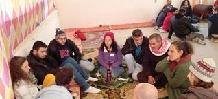 """Das """"Sulha Peace Project"""": Einander zuhören für den Frieden"""