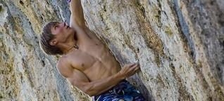 Felsklettern - Wie man die Schwierigkeit einer Kletterroute bestimmt