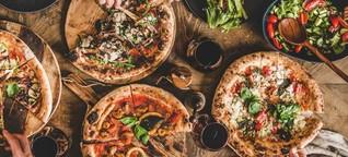 Eine runde Sache: Hamburgs Pizzaliebe