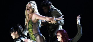 Britney Spears in Berlin: Kitsch und Entsinnlichung