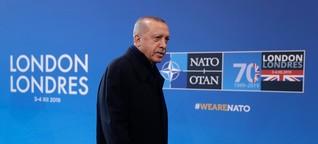 La place contestée de la Turquie au sein de l'OTAN | DW | 04.12.2019