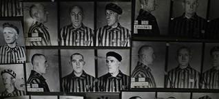 """Briefe aus dem Konzentrationslager: """"Bin gesund und munter"""""""