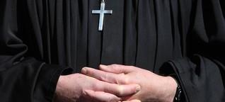 Für Kirchenasyl vor Gericht - Evangelischer Pfarrer in Bayern